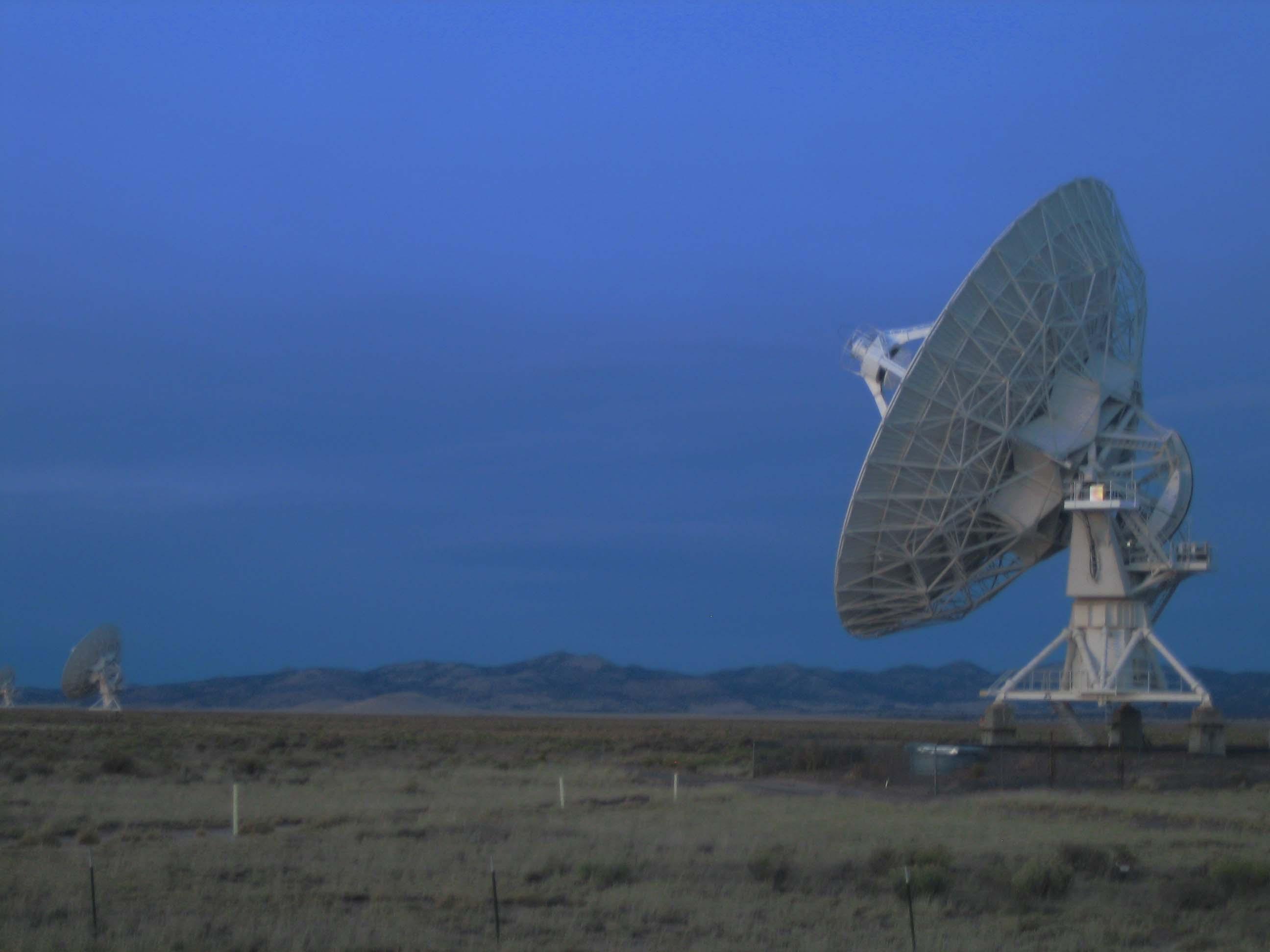 VLA Searching
